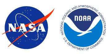 NASA-NOAA-logos